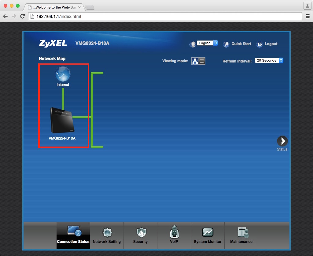 Setting up your ZyXEL Router for VDSL - Powered by Kayako Help Desk