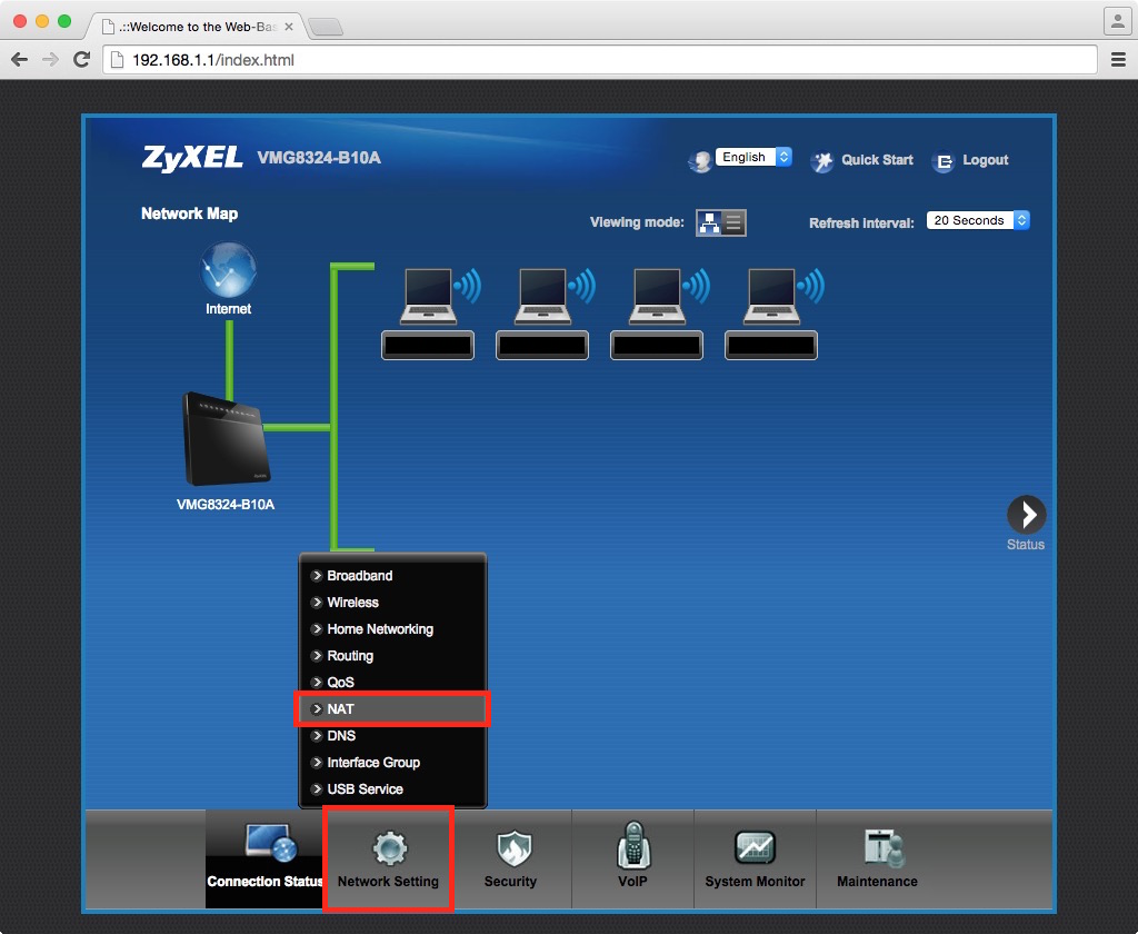 Setting up VoIP/Voice on your ZyXel router - Powered by Kayako Help